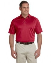 Men's Performance Wicking Pique Polo