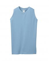 Ladies' Sleeveless V-Neck Shirt