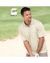 Men's Pima Cool Short-Sleeve Polo