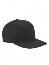 Adult Wooly Twill Pro Baseball On-Field Shape Cap with Flat Bill