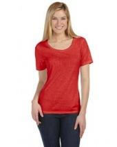 Missy Jersey Short-Sleeve Scoop Neck T-Shirt