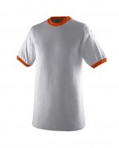 Athletic Heather/Orange
