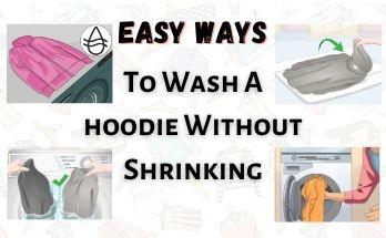 How To Wash Hoodies Without Shrinking